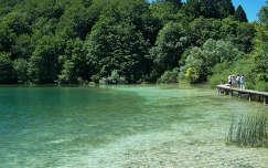 Horvátország, Plitvice Nemzeti Park