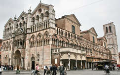 Basilika Frraraban, Ferrara, Olaszorszag