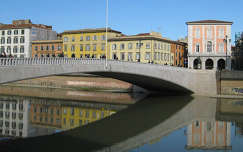 Tukrozodes Pisaban, Pisa, Olaszorszag