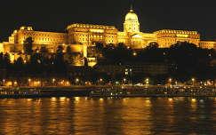 A budai vár, Budapest