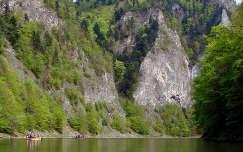 Szlovákia , Dunajec