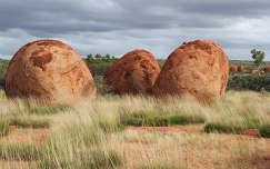 Devil's Marbles (Ördög üveggolyói), Ausztrália
