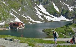 Balea tó-Fogarasi hegység
