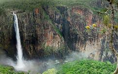Wallaman vízesés, Ausztrália, Girringun Nemzeti Park