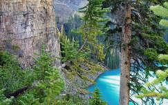 Sziklás hegység, O'Hara-tó, Kanada