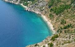 Makarska riviéra - öböl