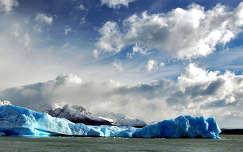 Los Glaciares Nemzeti Park, Patagónia, Argentína