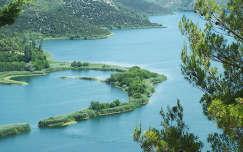 Krka Nemzeti Park-Horvátország