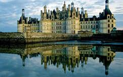 Loire menti kastély, Chambord, Franciaország