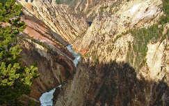 Yellowstone Nemzeti Park ,USA