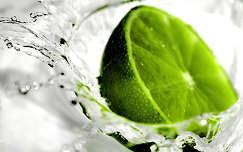 lime, zöld citrom