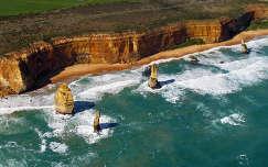 12 Apostol, Port Campbell Nemzeti Park, Viktória, Ausztrália