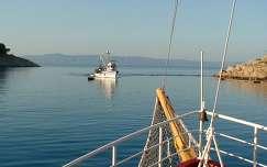 Makarska - kihajózás