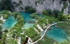 Horvátország  Plitvice Nemzeti Park