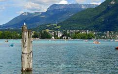 Genfi-tó, Franciaország