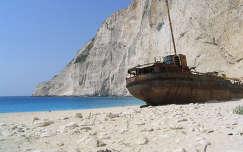 Hajóroncs, Csempész-öböl
