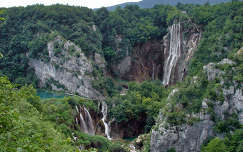 Horvátoszág Plitvice Nemzeti Park