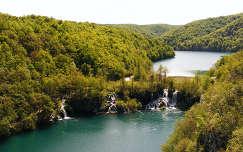 vízesés plitvicei tavak, horvátország