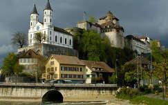 Aarberg, Svájc