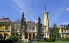 Károlyi kastély, Füzérradvány