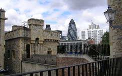 London ,Kilátás a Towerból