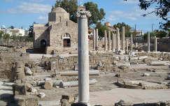 Cyprus, Paphos, (Szent Pál templom)