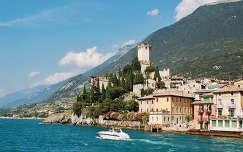 Malcesine, Olaszország