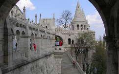 Budapest,Halászbástya