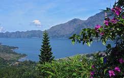 Batur-tó, Bali, Indonézia