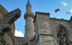 Cyprus, Nicosia (török rész Minaret)