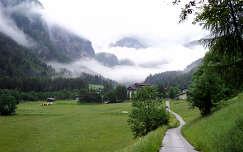 Ausztria Heiligenblut