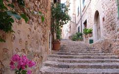 Lépcsősor, Mallorca