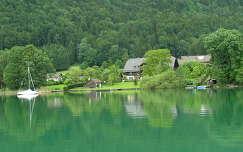 Ausztria St. Wolfgang tó