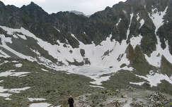 Szlovákia Magas-Tátra Mlinyica-völgy tengerszem /2300 m