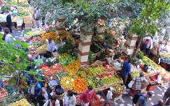 Gyümölcspiac, Madeira, Portugália