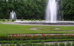 Németország,Herrenchiemsee,II.Lajos kastélyának parkja