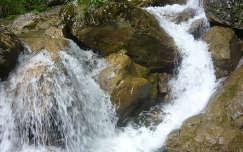 Ausztria, Mixnitz vízesés