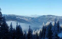 Az Egyes-kő csúcsnál, Gyergyói-havasok, Hagymás-hegység, Románia