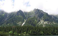 Szlovákia Poprádi-tó