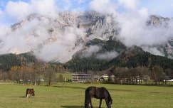 Dachsteini látkép