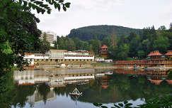 Erdély, Szováta, Medve tó