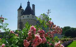 Franciaország, Loire-völgy, a Chenonceau-i kastély