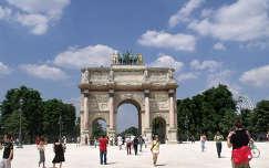 Franciaország, Párizs, Kis Diadalív