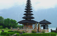 Pura Ulum templom, Bali, Indonézia