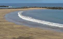 Tenerife-Playa de las Americas, strand