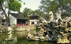 Kína, Suzhou, Oroszlánkert