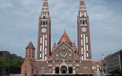 Szeged-Fogadalmi templom-Dóm Fotó: Kőszály