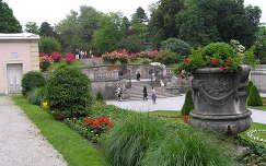 Salzburg, Mirabell kastély parkja