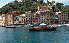 Portofino, Olaszország