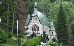 Semmering temploma, Ausztria